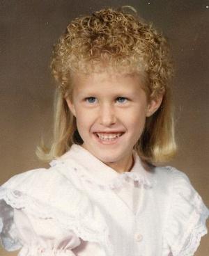 Фото №12 - Взрыв из прошлого: если в моду вернутся прически из 80-х…