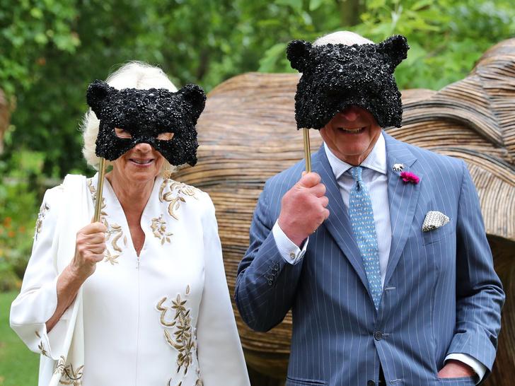 Фото №21 - Любовь сквозь годы: 20 самых трогательных фото принца Чарльза и герцогини Камиллы