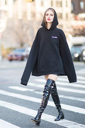 Фото №9 - 7 безумных fashion-трендов, которые изменили мир
