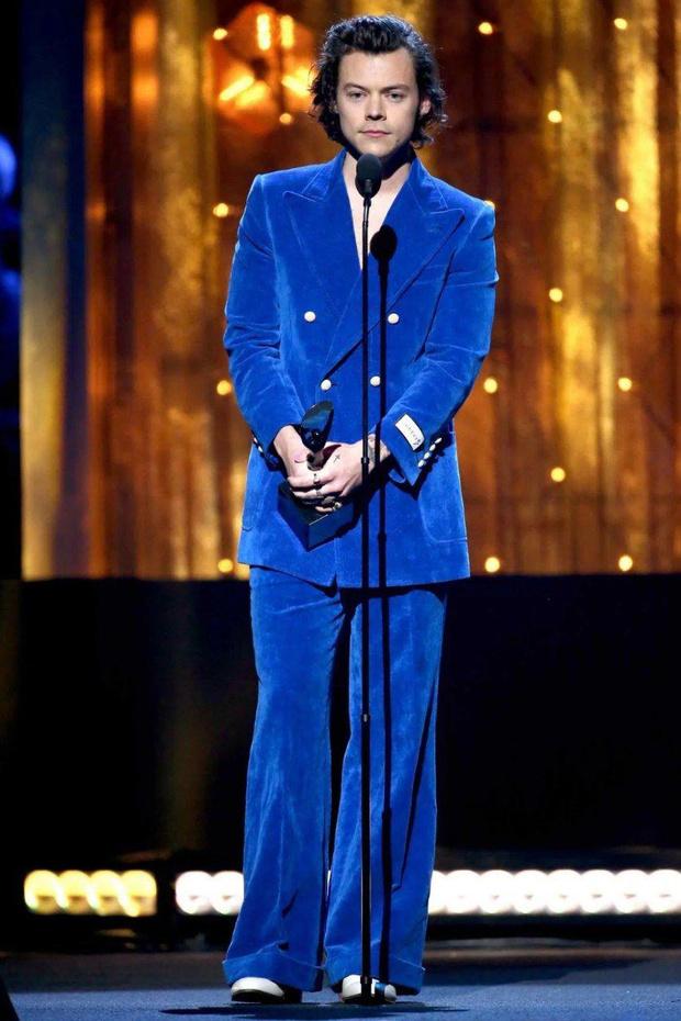 Фото №1 - Почему Гарри Стайлз— одна из главных поп-звезд нашего времени и это хорошо