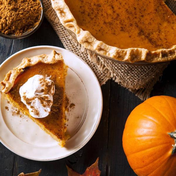Фото №2 - This is Halloween: 5 простых рецептов выпечки из тыквы