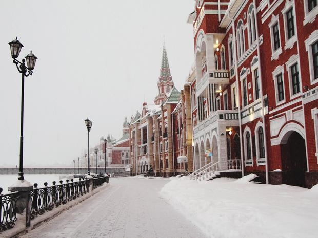 Фото №6 - Где встречать Новый год в России: 5 необычных мест (и сколько это стоит)