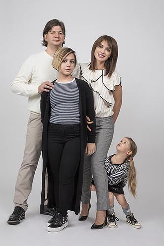 Фото №2 - Ирина Муромцева: «На первом месте семья. И работа»