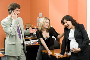 Фото №2 - Беременность и работа: расставляем приоритеты