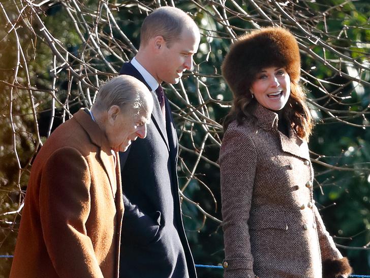 Фото №3 - Кто из Виндзоров был больше всего рад воссоединению Кейт и Уильяма после разрыва