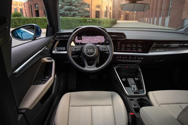 Фото №3 - 4 повода помечтать о новом Audi A3