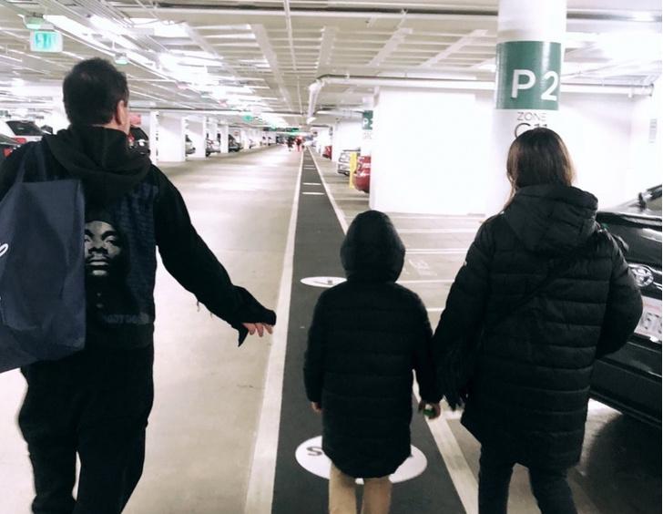 Фото №1 - Дарина Эрвин проводит время с детьми Александра Цекало