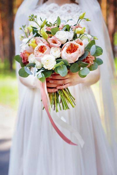 Букет невесты 7 модных и стильных вариантов
