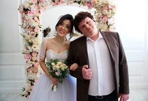 Свадьба Евгения Кулика и Ригины Гайсиной