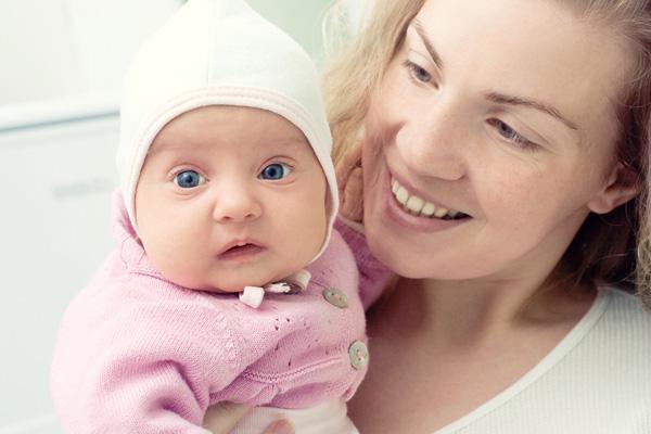 Фото №1 - Нейросонография: исследование головного мозга новорожденного