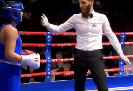 Сын Кадырова выиграл турнир по боксу. Но есть один момент