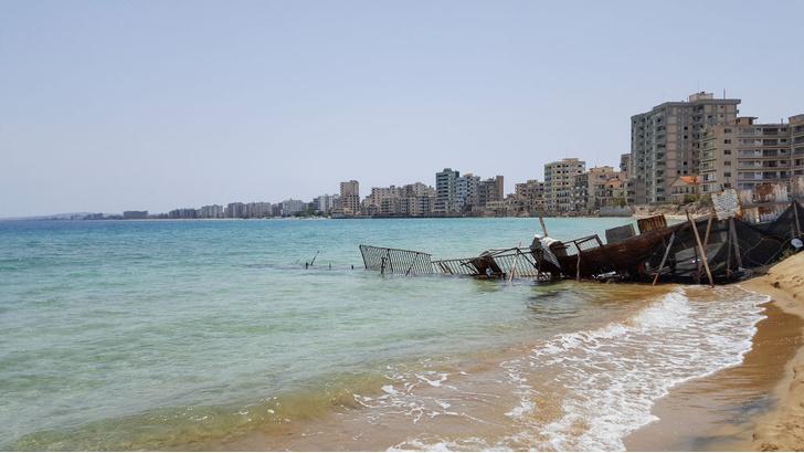 Фото №4 - Вароша— застывший во времени «город-призрак» на Кипре
