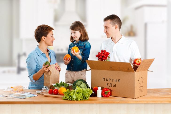 Фото №1 - Сбалансированное семейное меню: просто, быстро, вкусно