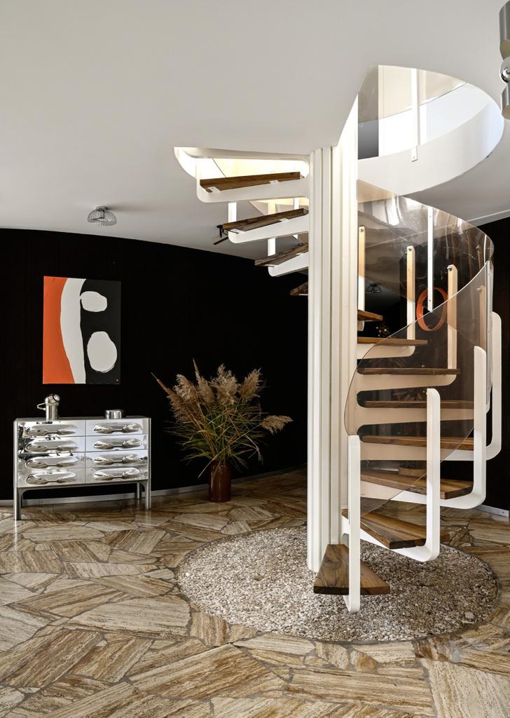 Фото №5 - Villa Benkemoun: дом-легенда в Провансе